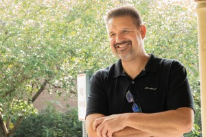 Jim Felty director of counseling services