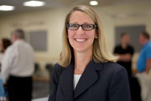 Dr. Robin Felty M'14, superintendent of Manheim Township School District, was an unusual MBA candidate.
