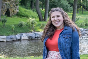 Alexandra Gonzalez is an English and creative writing major at Lebanon Valley College