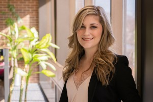 Jennifer Arnold is now a licensed clinical psychologist after graduating from Lebanon Valley College
