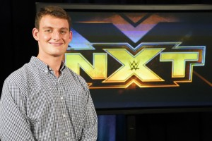Lebanon Valley College graduate Baker Landon shares his creativity with World Wrestling Entertainment