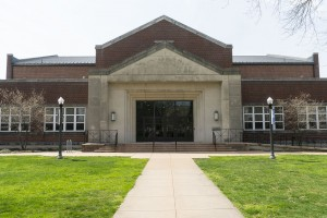 Lynch Memorial Hall is the home of Lebanon Valley College's actuarial science program.