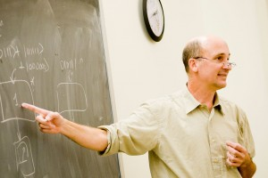 Dr David Lyons is a professor of mathematical sciences at Lebanon Valley College