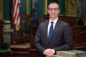Nolan Ritchie received his degree in political science from Lebanon Valley College and is now executive director of the Senate Transportation Committee