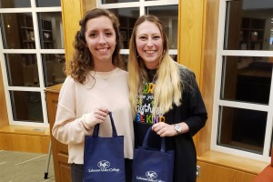 Lebanon Valley College education graduates Emily Miller '17 and Chelsea Bear '18 talk about their careers as special education teachers.