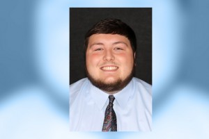Logan Stover graduated with his politics degree from Lebanon Valley College and is now working for the PA Bar Association.