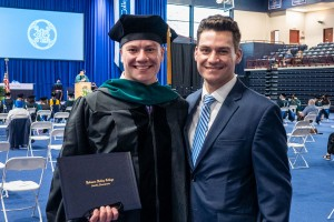 Josh and Danny Willey, Lebanon Valley College physical therapy graduates