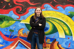 "Alumna Mary ""Katie"" Deppen travels in Berlin, Germany"