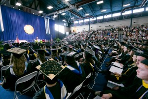 Lebanon Valley College Commencement Ceremony