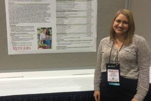 Colleen Delaney '12 continues post-doc research at Lebanon Valley College