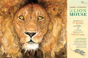 Jerry Pinkney exhibition at The Suzanne H. Arnold Art Gallery