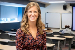 Hana Krechel '13 fuels engineering degree