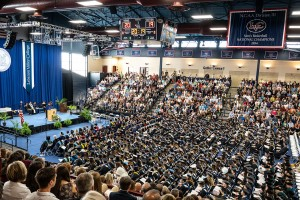Lebanon Valley College Commencement