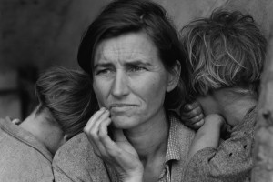 Dorothea Lange (American, 1895–1965), Migrant Mother, Nipomo, California